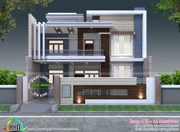 35 u0027x 60 u0027 decorative style contemporary home kerala home design