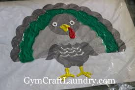 diy window clings thanksgiving craft laundry