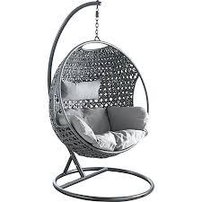 siege en oeuf suspendue gifi best siege suspendu interieur fauteuil avec fauteuil