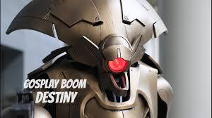 destiny costume boom destiny