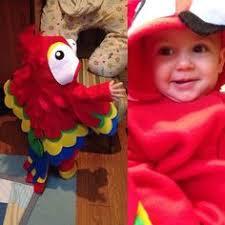 Baby Parrot Costumes Halloween Baby Parrot Costume Halloween Kids