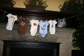 baby shower clothesline crafty mamas onesie clothes line baby shower