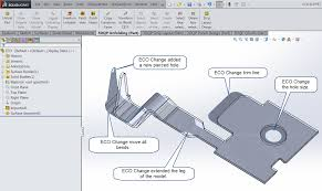 how to update eco changes to 3dqpress punch design inside