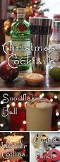 3 festive gin cocktails lipstick lettuce u0026 lycra