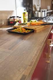 plan de travail cuisine stratifié leroy merlin un plan de travail stratifié à effet bois se tout à fait à