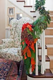 Banister Decorations 50 Stunning Christmas Staircase Decorating Ideas U2014 Style Estate