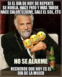 Dia De La Mujer Meme - se pasan jessica ruiz 98 3 facebook