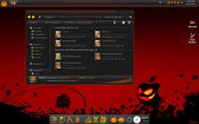 haloween skin pack readies windows 7 for halloween ghacks tech news