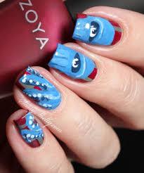 digit al dozen art cthulhu nails sassy shelly