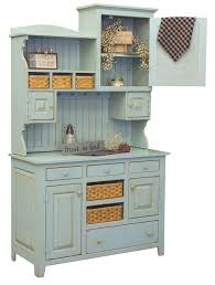 Kitchen Hutch With Desk How To Turn The Top Shelf Of Kitchen Hutch Furniture U2014 Desjar Interior