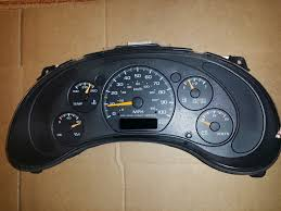 used chevrolet s10 instrument clusters for sale