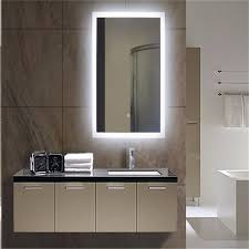 Lighted Vanity Mirrors For Bathroom Lighted Vanity Mirror Essence Sanitary Wares Co Limited