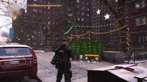 the division alpha christmas lights street by proeclipze on