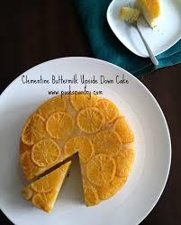 clementine cuisine buttermilk clementine cake dessert