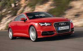 audi a5 2016 redesign 2016 audi a5 rendered detailed car and driver