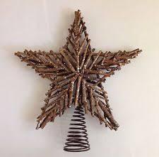 Pottery Barn Tree Pottery Barn Star Christmas Ornaments Ebay