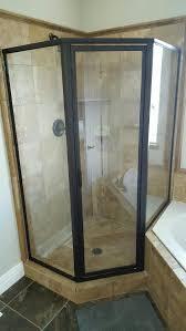 Frame Shower Doors by Shower Enclosures Utah New Concepts Glass Design