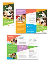 Volunteer Brochure Template by 12 Best Design Templates For School Images On Design