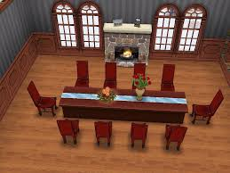 my dining room add me on the game center xbeckypandax the sims