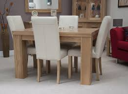 Leather Dining Room Chairs Design Ideas Chunky Dining Room Table Luxury White Oak Dining Room Set
