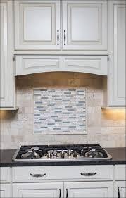 White Kitchen Backsplashes by Kitchen Grey Subway Tile Backsplash With Dark Cabinets Gray