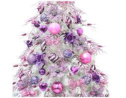 free shipping fashion 210cm eu style white tree pink purple led