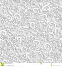 repeating background halloween pattern background vector hd floral 3d seamless background stock