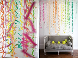 Streamer Chandelier Party Décor On A Budget 12 Beautiful Diy Paper Decorations