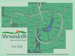Citrus County Florida Map by Lots For Sale In Shenandoah For The Citrus County Fl Area