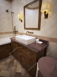 provence style bathroom in provence style u2014 stock photo kuprin33 60966769