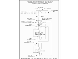 lower element of electric water heater does not come on lower