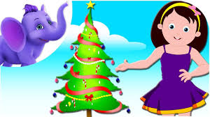 o beautiful christmas tree nursery rhyme with karaoke youtube