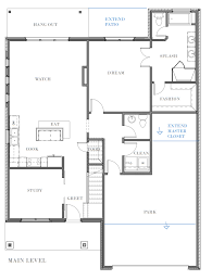Builder Floor Plans by The Sterling By Home Builder In Oklahoma City Timbercraft Homes