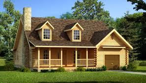 lakeport log home cabin plans southland log homes house