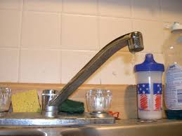 Fixing Dripping Kitchen Faucet by Leaky Kitchen Faucet Handle Kitchen Fixing A Leaky Faucet Moen