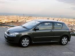 2005 toyota corolla review toyota corolla 3 doors specs 2004 2005 2006 2007 autoevolution