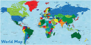 Chile World Map by World And Uk Maps
