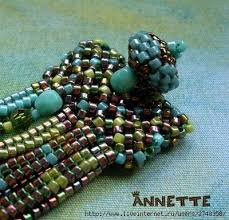 seed bead necklace clasp images 78 best beadwork toggles and clasps images jpg
