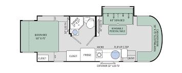 Multiplex Floor Plans by Floor Plans Siesta Sprinter 24sr