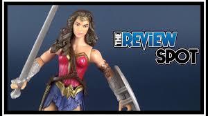 spirit halloween wonder woman toy spot mattel justice league movie basic wonder woman figure