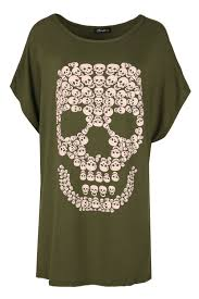 Plus Size Halloween T Shirts by Womens Plus Size Tshirt Halloween Lagenlook Loose Baggy Top Ladies