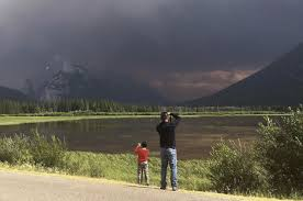 Canada Wildfires by British Columbia Extends Emergency As Wildfires Continue The