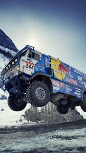 rally truck racing drug smugglers busted in fake dakar rally truck with 800 kilos of