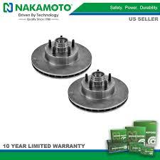 Ford Ranger Truck New - nakamoto front disc brake rotor pair for ford ranger explorer