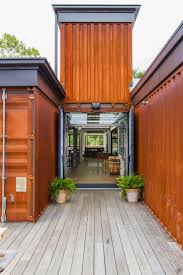 Shipping Container Home by Best 25 Container Restaurant Ideas On Pinterest Shipping
