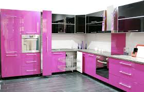cuisine violette cuisine équipée violet collection et cuisine violette pas cher sur