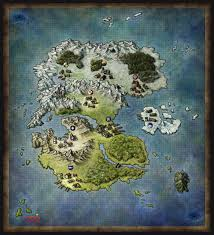 Final Fantasy 6 World Map by Dark Warriors Map Dark Warrior Fantasy Map And Dark
