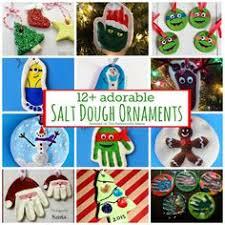 12 adorable salt dough ornaments minion ornaments turtle