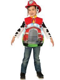 paw patrol halloween costumes party city boy u0027s marshall child costume infant u0026 toddler paw patrol costumes