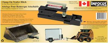 clamp on trailer hitch infocus manufacturing